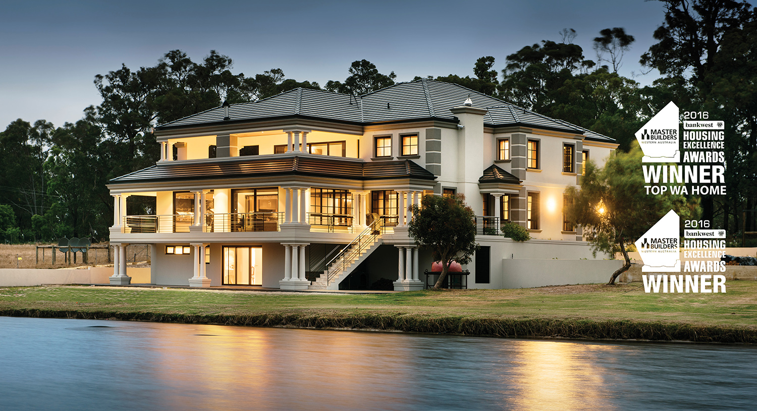 Adrian zorzi luxury custom home builder perth sw for Luxury homes builder